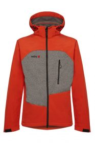 Giacca Softshell antivento Aprica