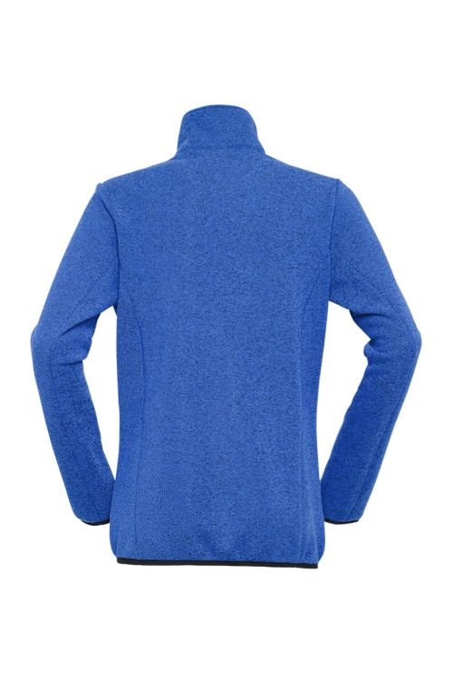Twisted thermal Fleece, opened, Cervino Lady