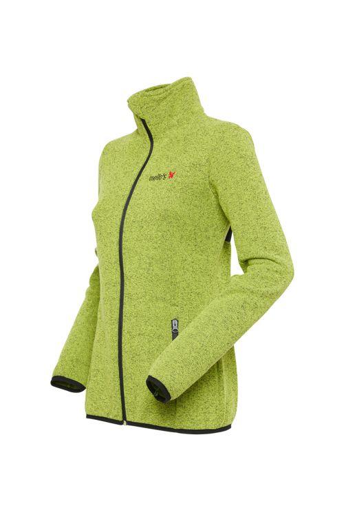 Cervino Lady verdrehte thermische Fleece