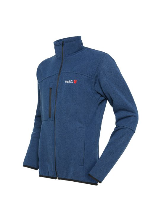Twisted thermal Fleece, opened, Cervino