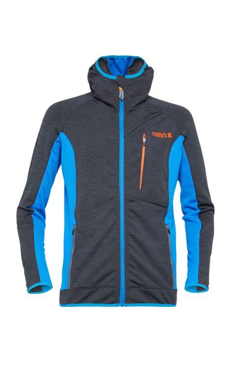 Zillertal Hybrid Thermal Fleece Jacket