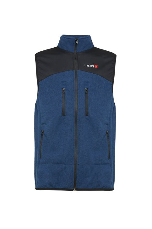 Gilet in pile termico 4T