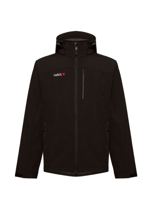 Bernina Softshell Windproof Jacket