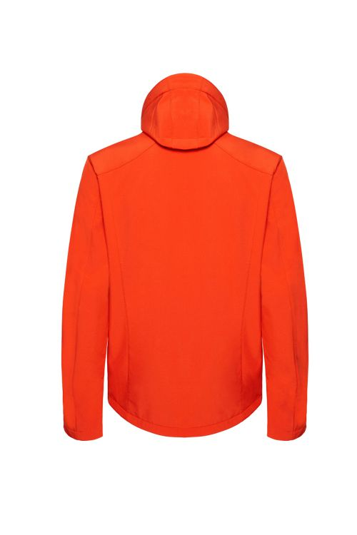 Giacca Softshell antivento Campe
