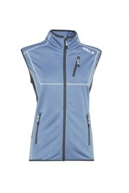 Gilet in pile termico stretch Campei Light Lady
