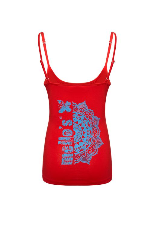 Mello's Lady Technical Tank top