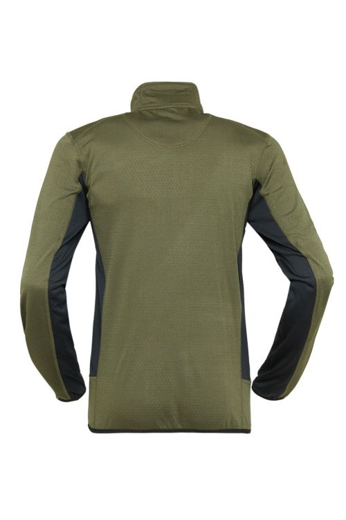 Stretch Thermal Fleece Jacke Campei Light