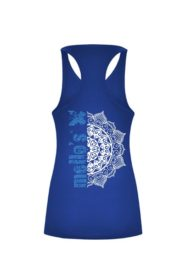 Mandala Lady Technical Tank top