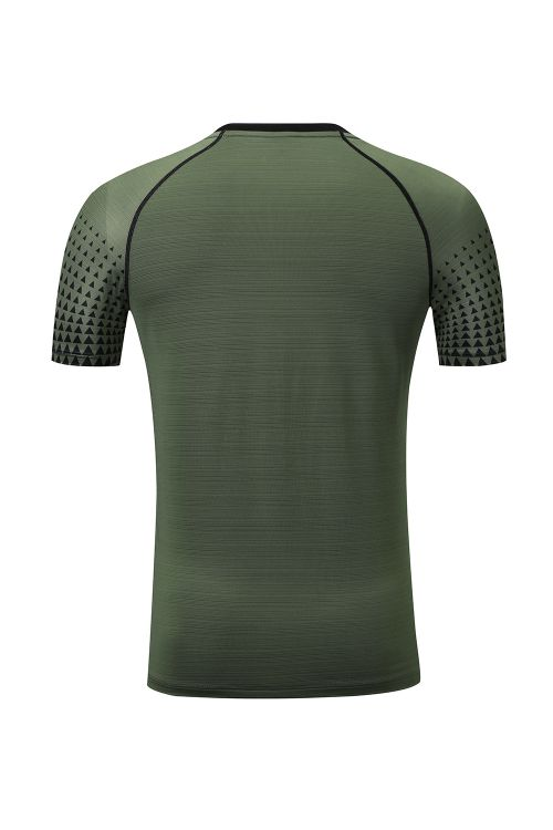 T-shirt in Poliestere Stretch Lavaredo