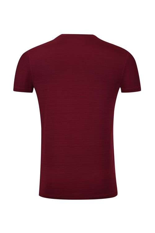 Vertical Stretch Polyester T-Shirt
