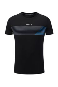 T-shirt in Poliestere Stretch Linee di Livello